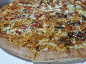 pizza L size